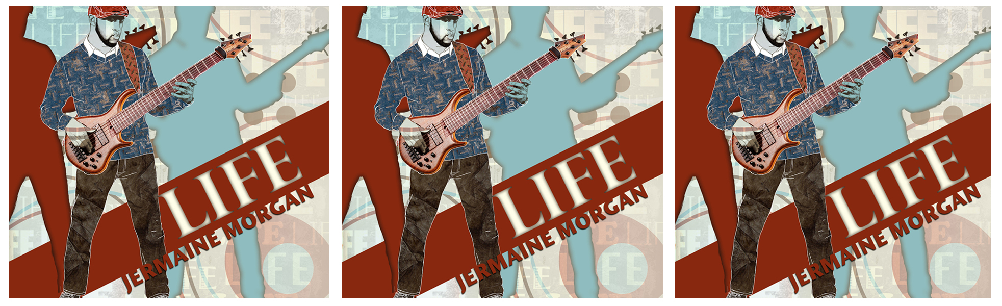 The Artist – Jermaine Morgan| the Bassist